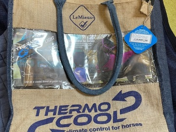 Selling: Lemieux Thermo-cool rug