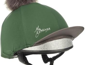 Selling: Hunter Green Lemuiex Hat Silk *BRAND NEW*
