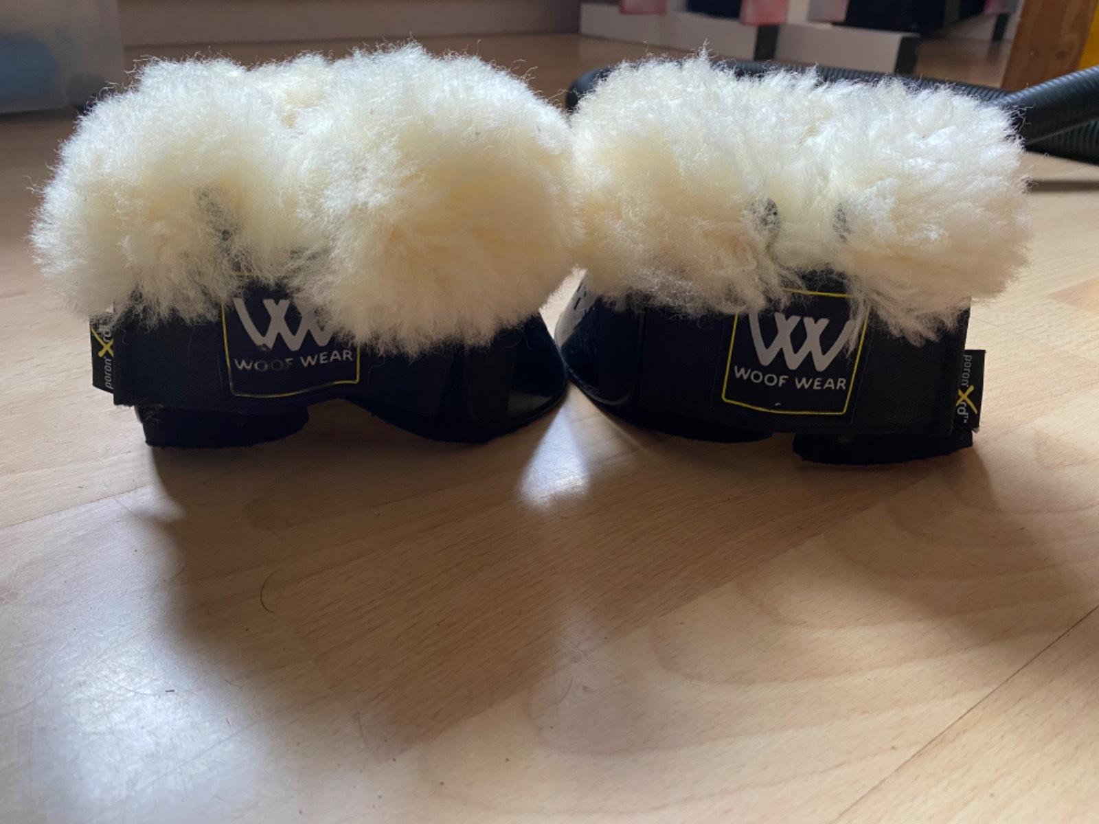 Woofwear fluffy overreach boots