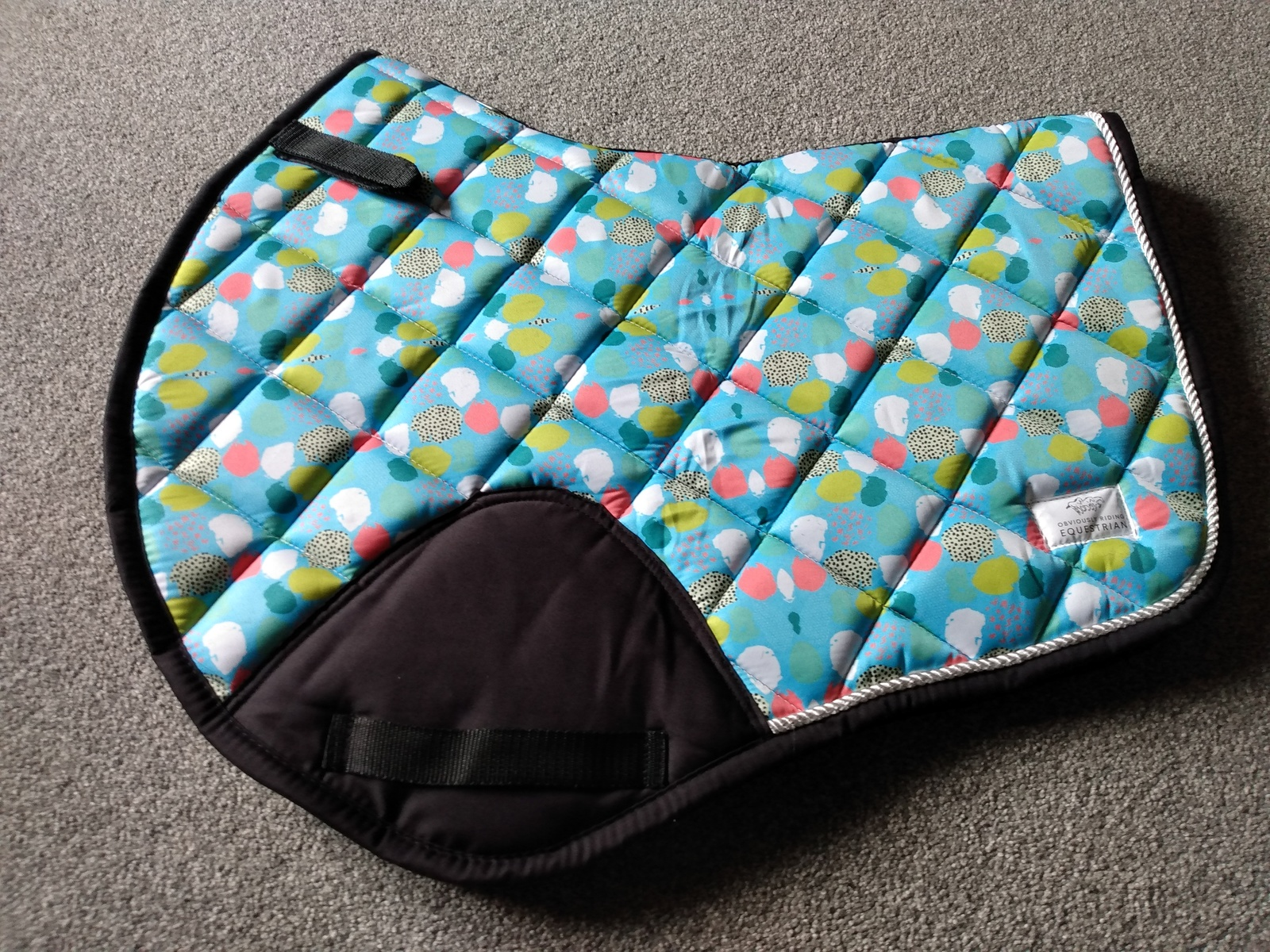 Obviously Riding Equestrian Pony CC pad