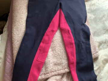 Selling: Navy and pink jods