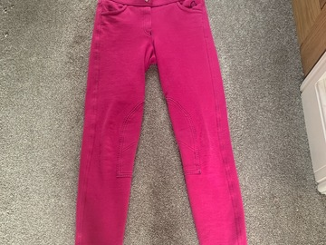 Selling: EQUITHÉME breeches